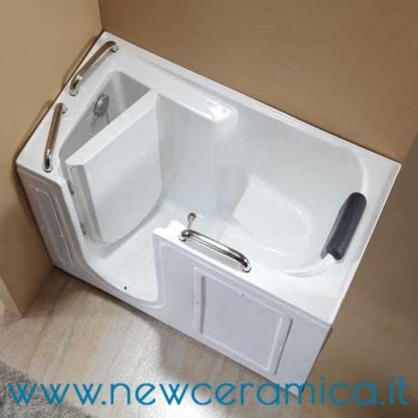 vasca da bagno con sportello dingresso