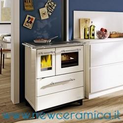 Cucina a legna idro Alba Palazzetti