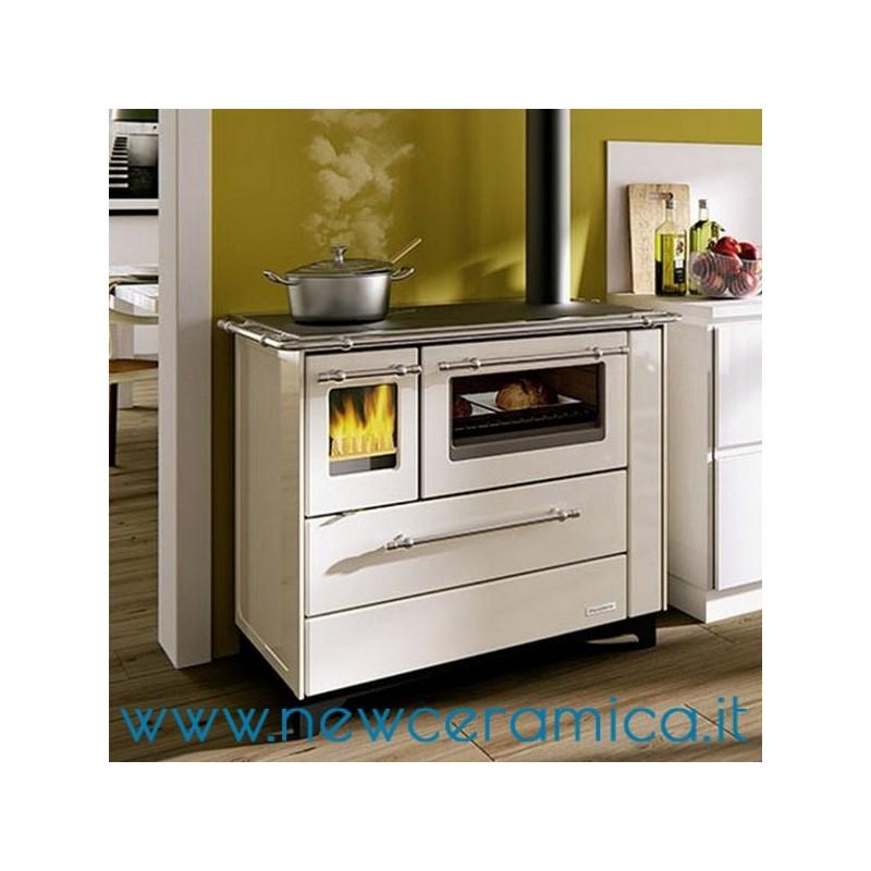 Cucina a pellet ecofire Bella idro Palazzetti 20 KW