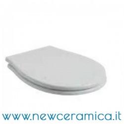 Coprivaso avvolgente termoindurente bianco serie Formosa Olympia