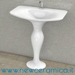 Colonna per lavabi serie Formosa Olympia