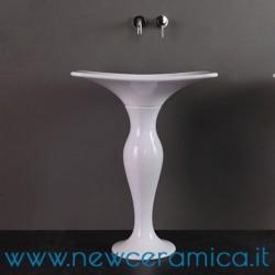 Colonna centro stanza per lavabi serie Formosa Olympia