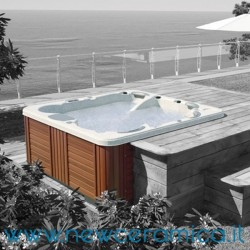 Minipiscina 228x228 Pool Project A600 Grandform