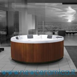 Minipiscina Ø 200 Pool Project R200 Grandform