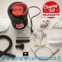 Cleaning kit per la pulizia delle stufe a pellet