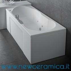 Vasca rettangolare Romanza Contract Grandform