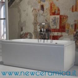 Vasca idromassaggio Capri 150x70 in acrilico Relax Design
