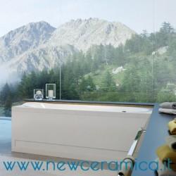 Vasca idromassaggio Deniza 160x70 in acrilico Relax Design