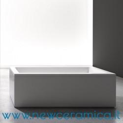 Vasca idromassaggio La Quadra 170x70 in acrilico Relax Design