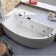 Vasca idromassaggio asimmetrica Neo 170x70x78 Relax Design