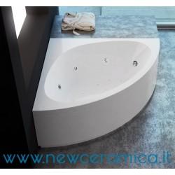 Vasca idromassaggio angolare Alessia 140x140 Relax Design