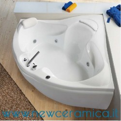 Vasca idromassaggio angolare Sinergia 150x150 Relax Design