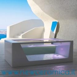 Vasca idromassaggio Aqua 180x90 Relax Design