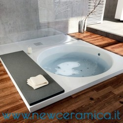 Minipiscina Idromassaggio Oasi 190x150 Relax Design