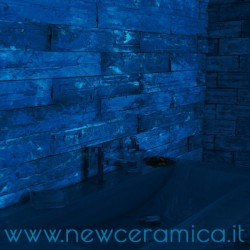 Rivestimento in pietra Antares  Platinum Luminance linea Prestige Biopietra