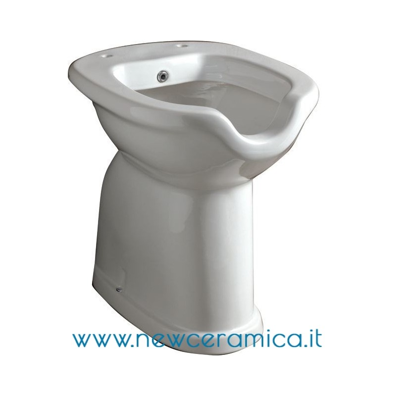 Wc bidet disabili con erogatore for Wc con bidet