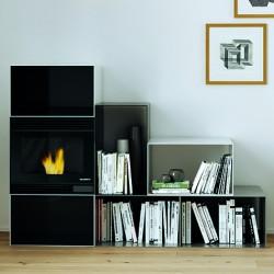 Modulo libreria per Brian Palazzetti 57x51x34h cm