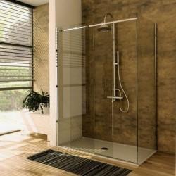 Cabina doccia serie Image Line - Qubo door + Fix