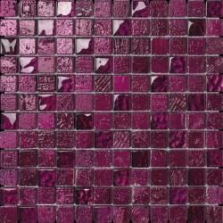 Mosaico marmo serie luxor Porpora Italian Trend