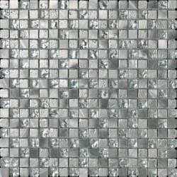 Mosaico marmo serie Salomè argento Italian Trend