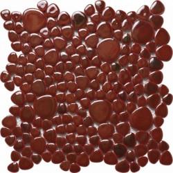 Mosaico marmo serie Silex rosso Italian Trend